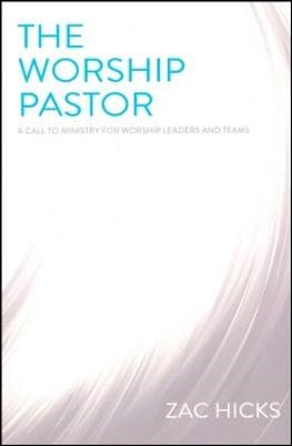 Buy your copy of The Worship Pastor in the Bible Gateway Store where you'll enjoy low prices every day