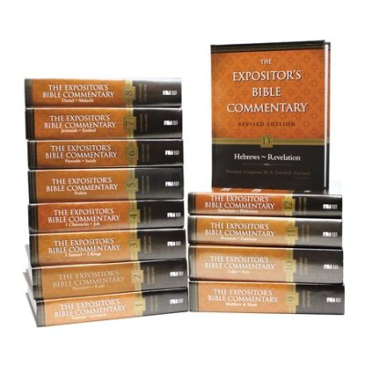 Buy your copy of The Expositor's Bible Commentary, Revised Edition, Old & New Testament Set, 13 Volumes in the Bible Gateway Store where you'll enjoy low prices every day