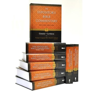 Buy your copy of The Expositor's Bible Commentary, Revised Edition, Old Testament Set, 8 Volumes in the Bible Gateway Store where you'll enjoy low prices every day