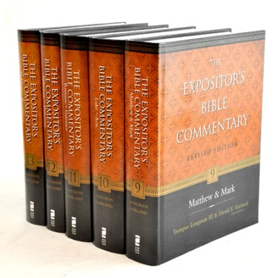 Buy your copy of The Expositor's Bible Commentary, Revised Edition, New Testament Set, 5 Volumes in the Bible Gateway Store where you'll enjoy low prices every day