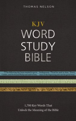 Buy your copy of the KJV Word Study Bible in the Bible Gateway Store where you'll enjoy low prices every day