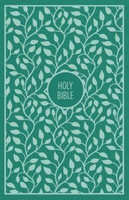 Buy your copy of the KJV, Thinline Bible, Large Print, Green Cloth over Board, Red Letter Edition with the new Comfort Print® font in the Bible Gateway Store where you'll enjoy low prices every day