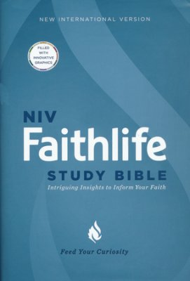Buy your copy of the NIV Faithlife Study Bible in the Bible Gateway Store where you'll enjoy low prices every day