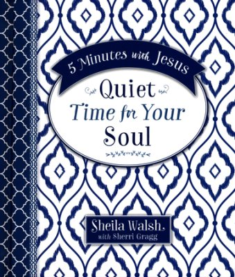 Buy your copy of Quiet Time for Your Soul in the Bible Gateway Store where you'll enjoy low prices every day