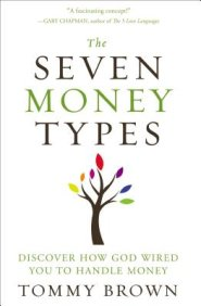 Seven Money Types book cover