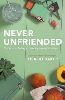Buy your copy of Never Unfriended in the Bible Gateway Store where you'll enjoy low prices every day