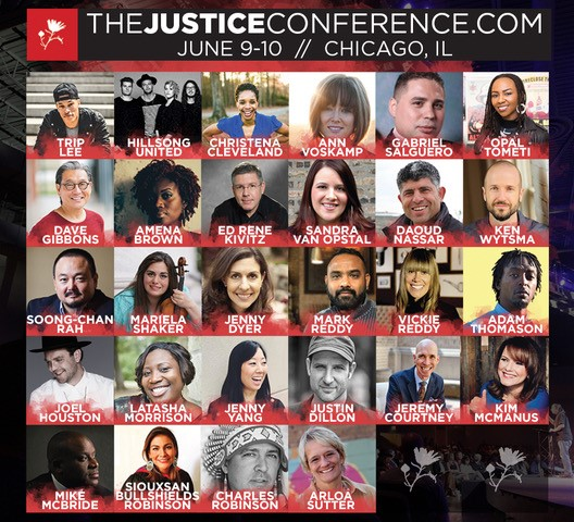 Register for the Justice Conference