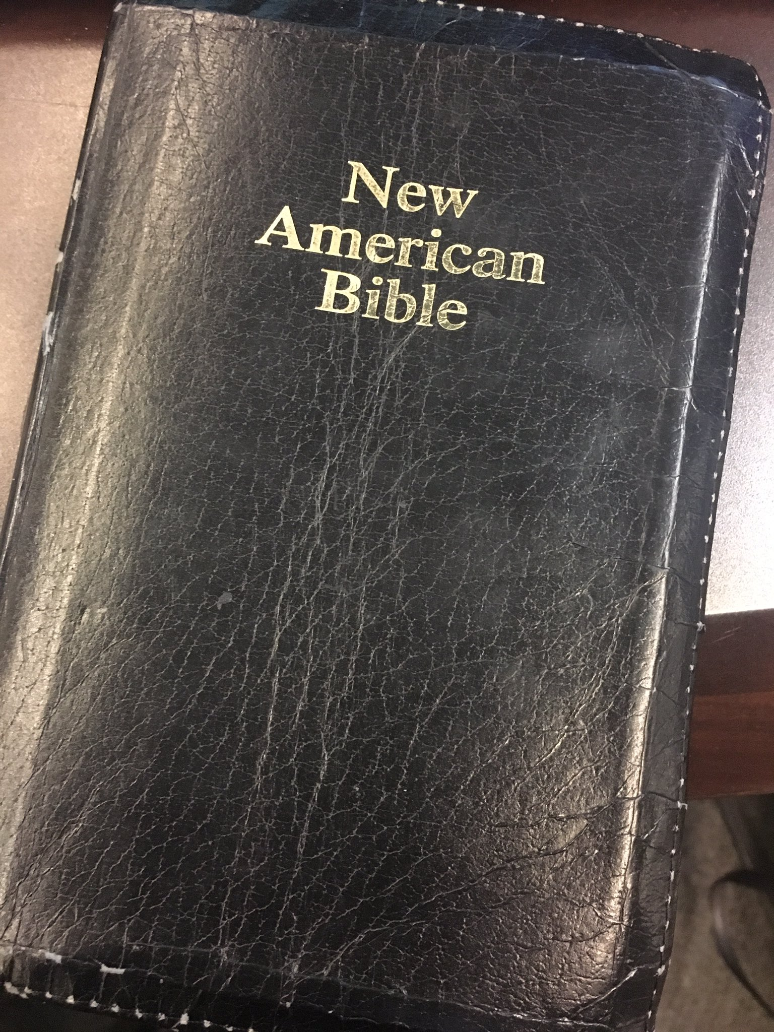 Laura Bernardini's Bible