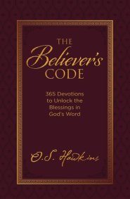 Buy your copy of The Believer's Code: 365 Devotions to Unlock the Blessings of God's Word in the Bible Gateway Store where you'll enjoy low prices every day