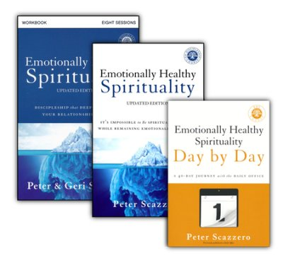 Buy your copy of Emotionally Healthy Spirituality Course, Participant's Pack in the Bible Gateway Store where you'll enjoy low prices every day