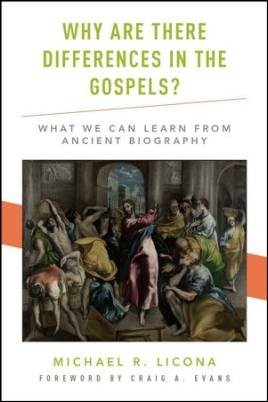 Buy your copy of Why Are There Differences in the Gospels? in the Bible Gateway Store where you'll enjoy low prices every day