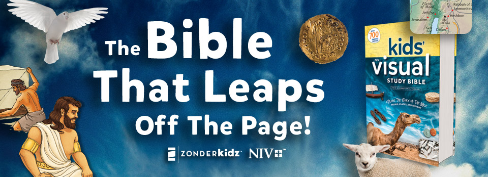 Buy your copy of NIV Kids' Visual Study Bible in the Bible Gateway Store where you'll enjoy low prices every day