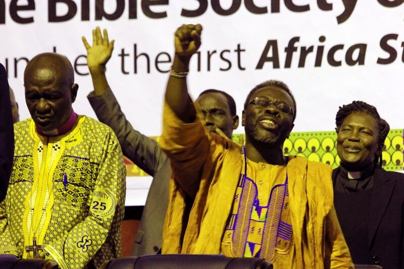 Africa Study Bible celebration in Accra, Ghana