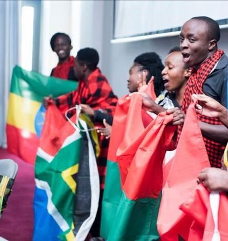 Africa Study Bible celebration in Nairobi, Kenya