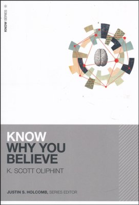 Buy your copy of Know Why You Believe in the Bible Gateway Store where you'll enjoy low prices every day