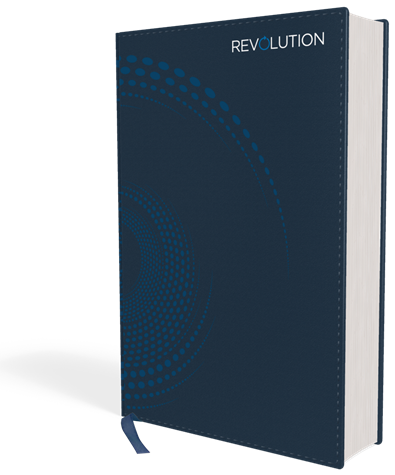 Buy your copy of the NIV Revolution Bible, Imitation Leather, Blue in the Bible Gateway Store where you'll enjoy low prices every day