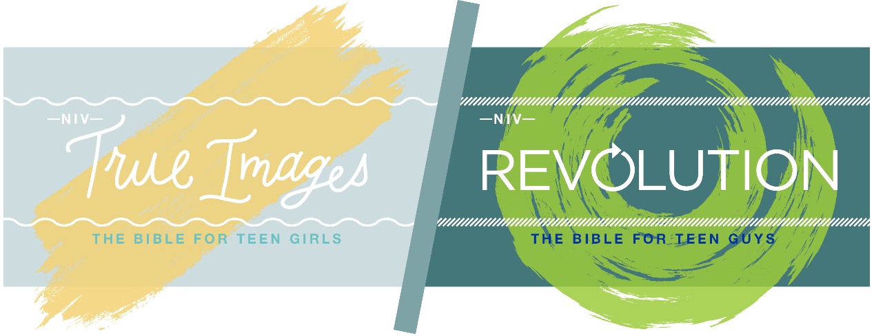 Buy your copy of the NIV Revolution Bible: The Bible for Teen Guys in the Bible Gateway Store