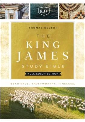 Buy your copy of The King James Study Bible, Full Color Edition in the Bible Gateway Store where you'll enjoy low prices every day