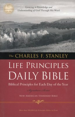 Buy your copy of The Charles F. Stanley Life Principles Bible, NASB in the Bible Gateway Store where you'll enjoy low prices every day