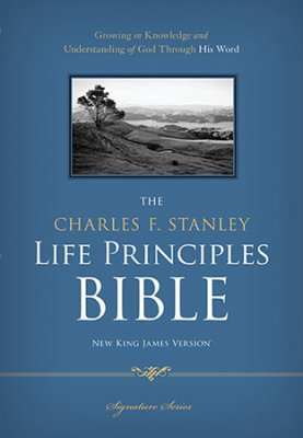 Buy your copy of The Charles F. Stanley Life Principles Bible, NKJV in the Bible Gateway Store where you'll enjoy low prices every day