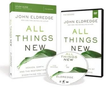 Buy your copy of All Things New Study Guide with DVD: A Revolutionary Look at Heaven and the Coming Kingdom in the Bible Gateway Store where you'll enjoy low prices every day
