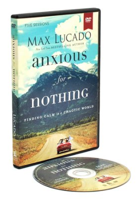 Buy your copy of Anxious for Nothing DVD Study in the Bible Gateway Store where you'll enjoy low prices every day