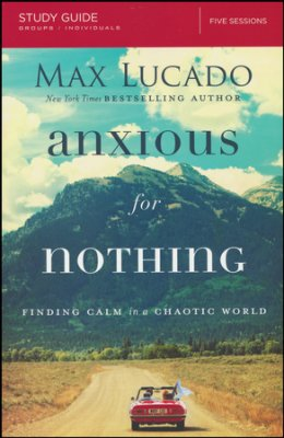 Buy your copy of Anxious for Nothing Study Guide in the Bible Gateway Store where you'll enjoy low prices every day