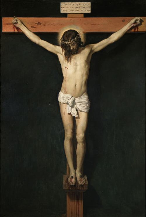 Diego Velázquez' Christ Crucified