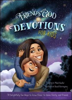 Buy your copy of Friends With God Devotions For Kids: 54 Delightfully Fun Ways to Grow Closer to Jesus, Family, and Friends in the Bible Gateway Store where you'll enjoy low prices every day