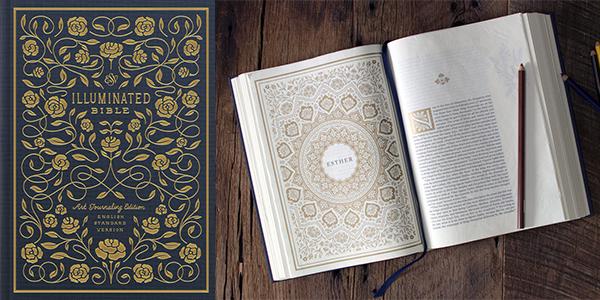New: ESV Illuminated Bible, Art Journaling Edition - Bible