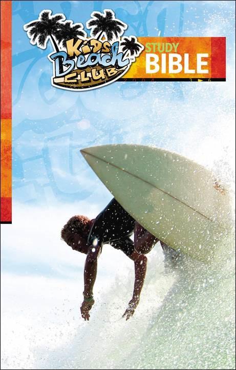 KiDs Beach Club Explorer's Study Bible (NKJV)
