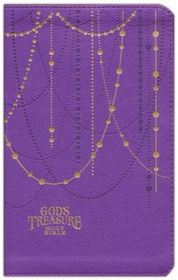Buy your copy of the NIV God's Treasure Holy Bible Amethyst Imitation Leather in the Bible Gateway Store where you'll enjoy low prices every day