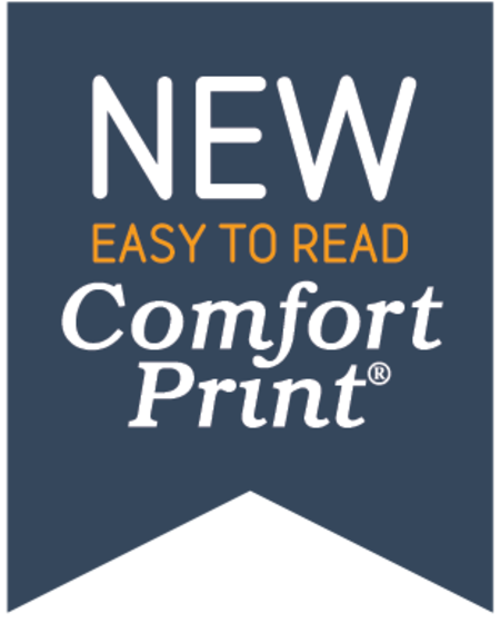 Select your next Bible with Comfort Print typeface in the Bible Gateway Store where you'll enjoy low prices every day