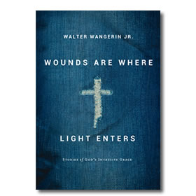 Wounds Are Where the Light Enters