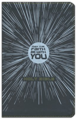 Buy your copy of the NIrV May the Faith Be with You Holy Bible, Imitation Leather, Black in the Bible Gateway Store where you'll enjoy low prices every day