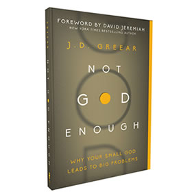 Not God Enough