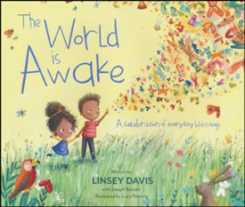 The World Is Awake by Linsey Davis