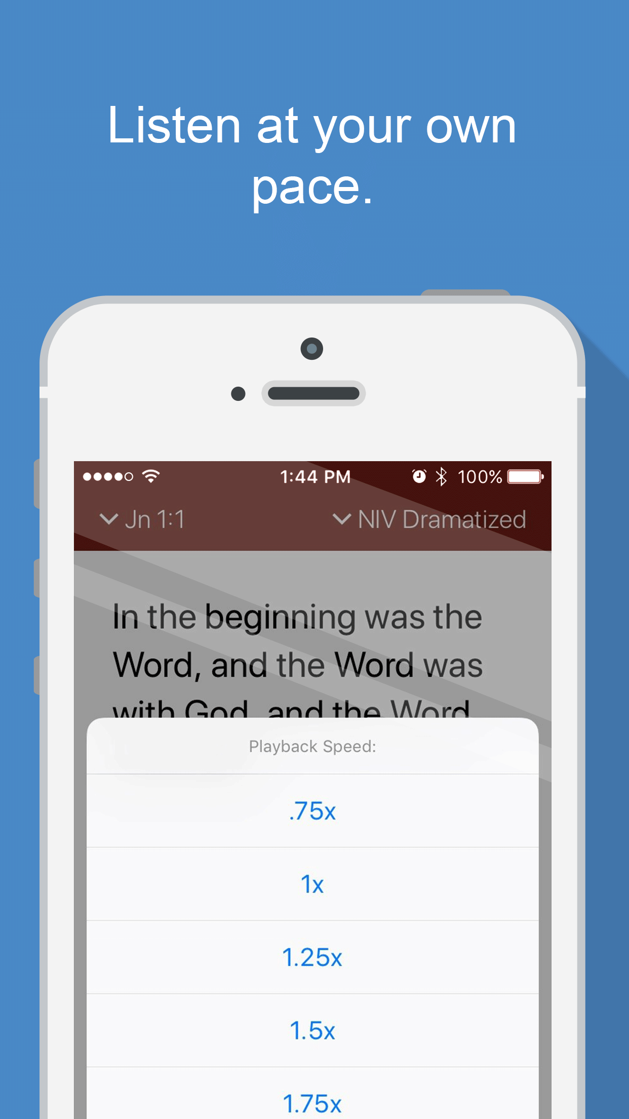 Download Bible Gateway's New Bible Audio App - Bible Gateway
