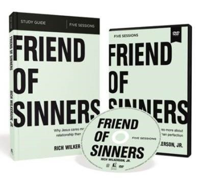 Buy your copy of Friend of Sinners Study Guide with DVD in the Bible Gateway Store where you'll enjoy low prices every day