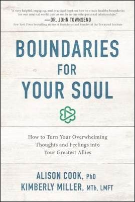 Buy your copy of Boundaries for Your Soul in the Bible Gateway Store where you'll enjoy low prices every day