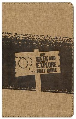 The NIrV Seek and Explore Holy Bible: Hunting for God's Treasure