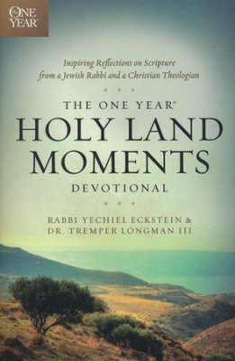 Buy your copy of The One Year Holy Land Moments Devotional in the Bible Gateway Store where you'll enjoy low prices every day