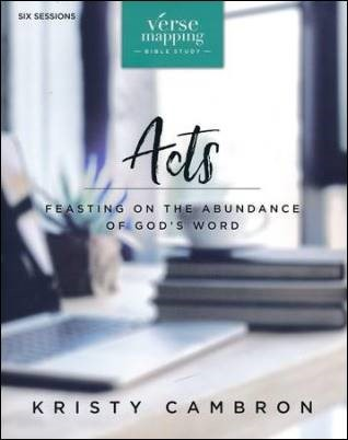 Buy your copy of Verse Mapping Acts: Feasting on the Abundance of God's Word in the Bible Gateway Store where you'll enjoy low prices every day