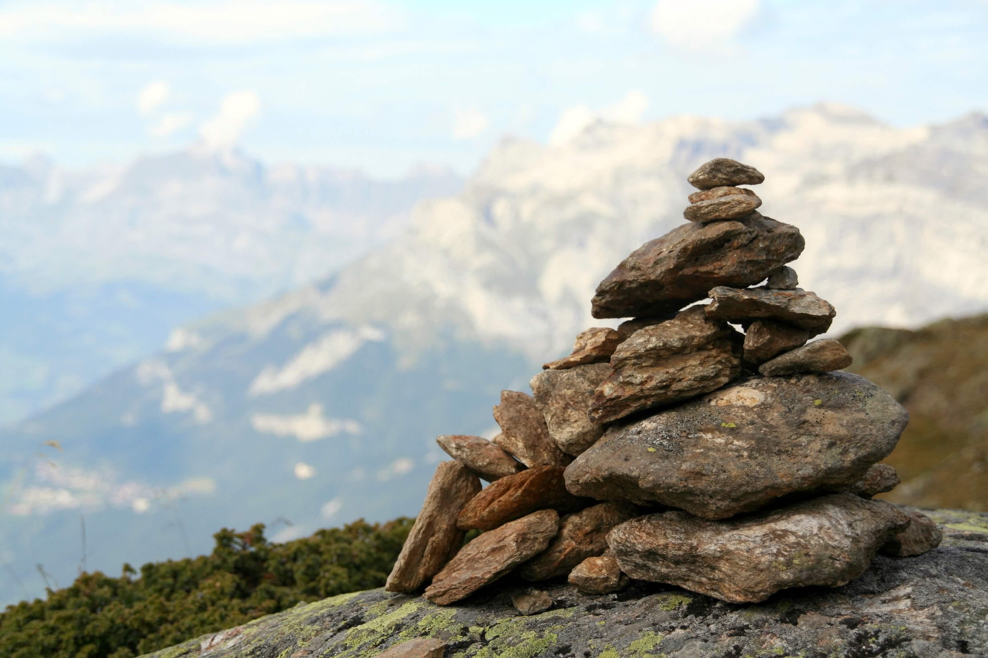 Stone Pile Memorial