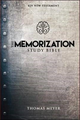 Buy your copy of The Memorization Study Bible in the Bible Gateway Store where you'll enjoy low prices every day
