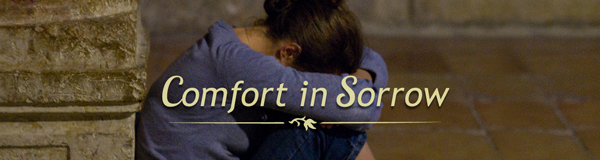 Sign up to receive the 7-day free email devotional Comfort in Sorrow by the International Fellowship of Christians and Jews