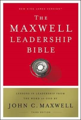 Buy your copy of The Maxwell Leadership Bible, Third Edition (NKJV) in the Bible Gateway Store where you'll enjoy low prices every day