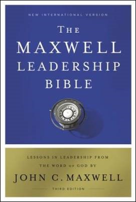 Buy your copy of The Maxwell Leadership Bible, Third Edition (NIV) in the Bible Gateway Store where you'll enjoy low prices every day
