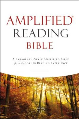 Buy your copy of the Amplified Reading Bible in the Bible Gateway Store where you'll enjoy low prices every day