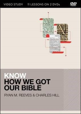 Buy your copy of Know How We Got Our Bible Video Study in the Bible Gateway Store where you'll enjoy low prices every day